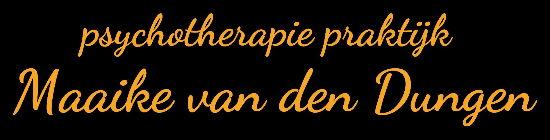 Psychotherapie Maaike van den Dungen